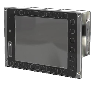 BS04 - Rugged HMI Panel PC