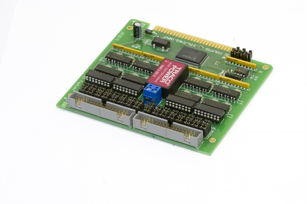 DIC112 (DI32-5)  Isolated digital input card (EOL)
