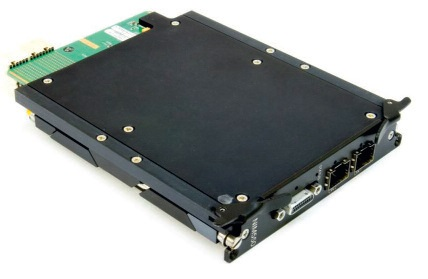 NIM550RC 3U CompactPCI Serial Interface Module