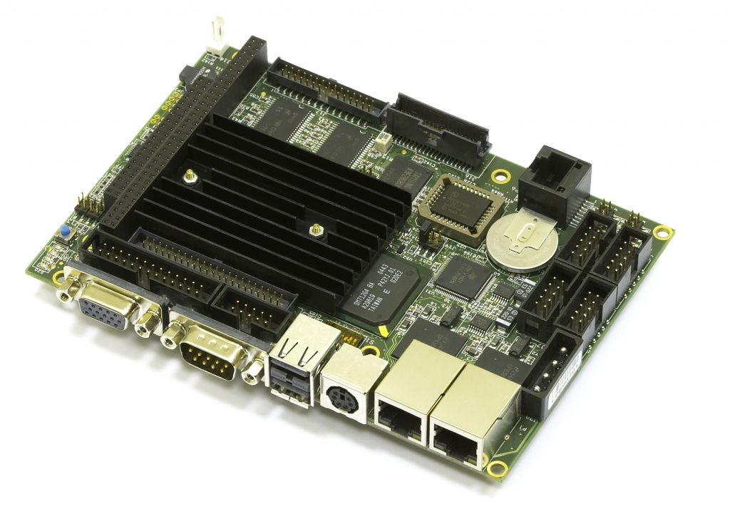 "CPB902  3,5"" Highly Integrated Low Power SBC"