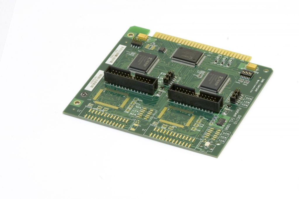 DIC110 (UNIOxx-5) Programmable I/O card (EOL)