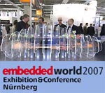 Embedded World 2007 Exhibition & Conference