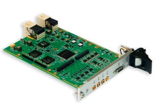 VIM554 3U CPCI Audio / Video Input Module