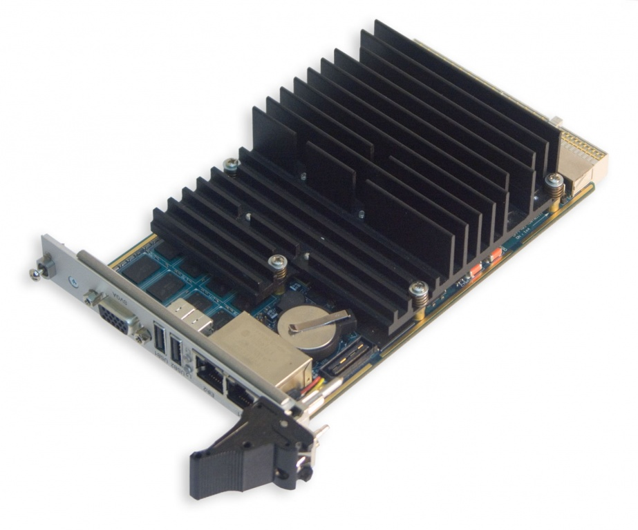CPC504 Intel® Core™ 2 Duo 3U CompactPCI SBC